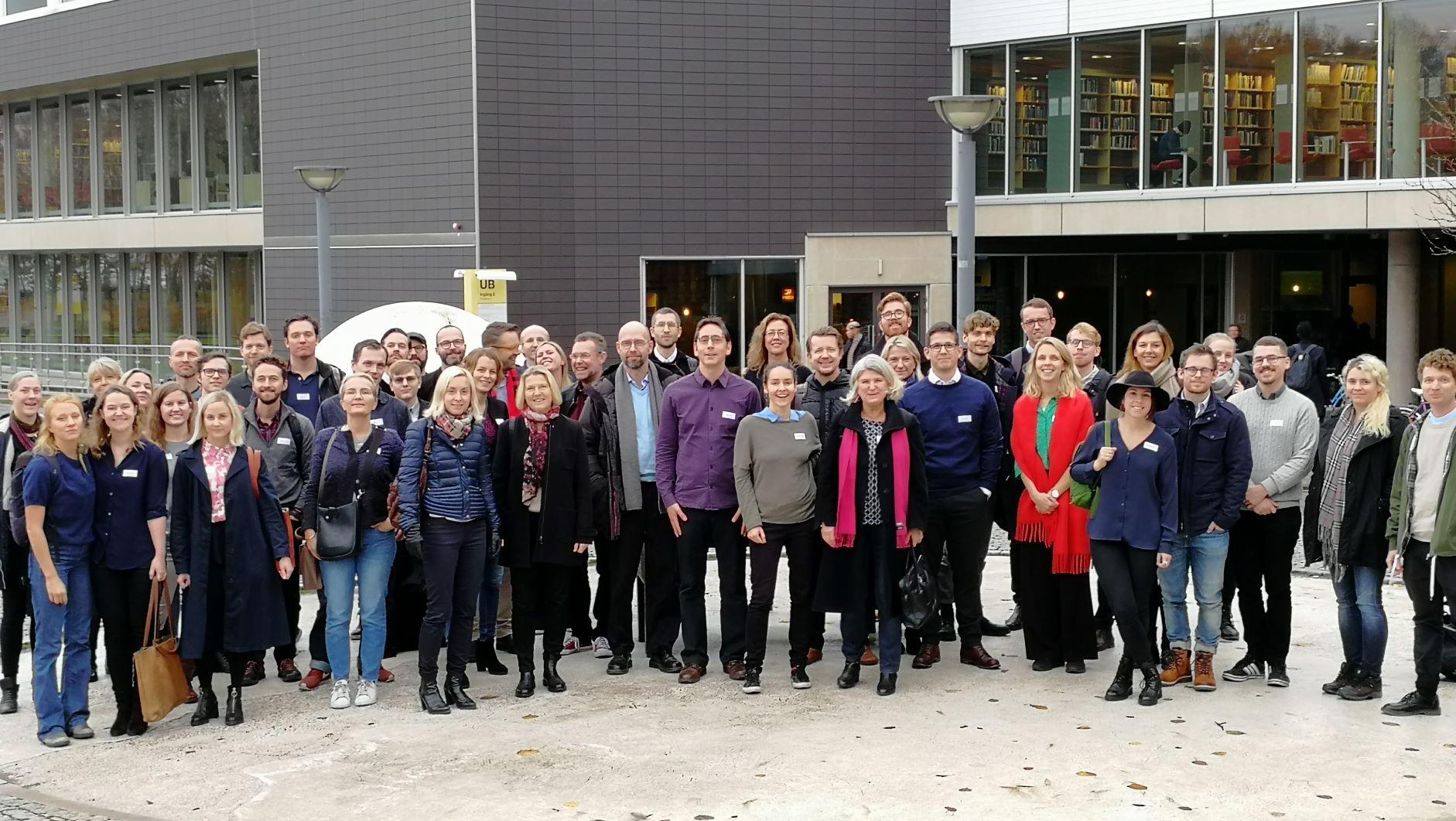 Participants SweSRII 2018 Växjö Linnéuniversitetet